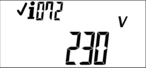 Prepaid meter error codes